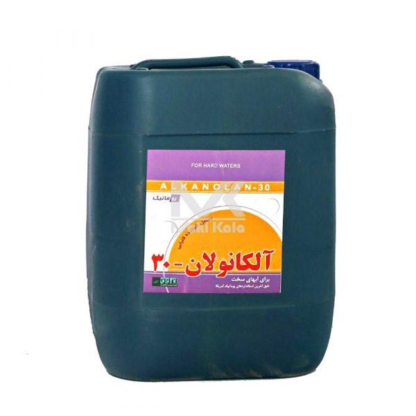 محلول شوینده قلیایی دستگاه های شیردوش
