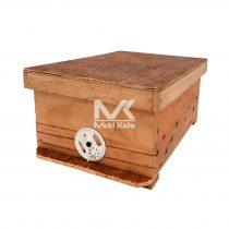 کندوچه پرورش ملکه چوبی