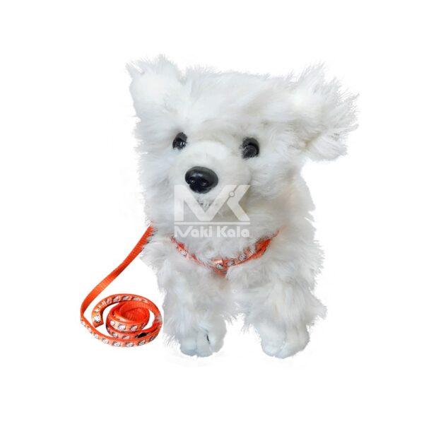 قلاده سگ مدل کتفی