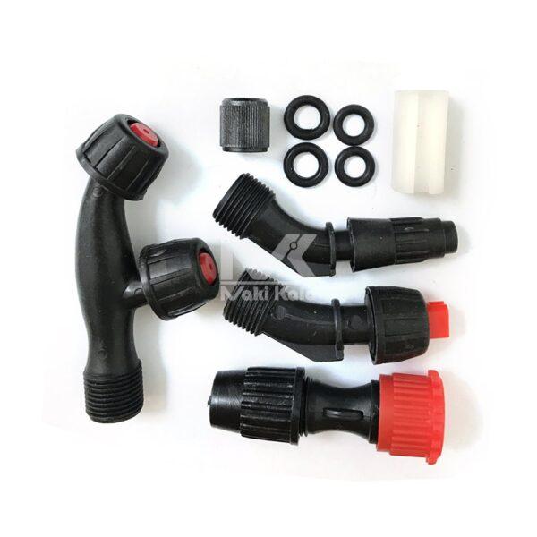 سمپاش پلاستیکی شارژی دستی 20 لیتری پشتی MR-20C-8