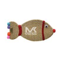 اسکرچر زمینی ماهی