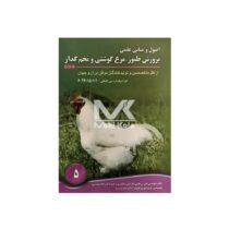 کتاب اصول و مبانی علمی پرورش طیور، مرغ گوشتی و تخم گذار