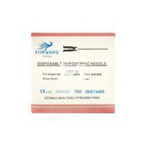 سرسوزن پلاستیکی یکبارمصرف فوروارد 1/2 1 18G